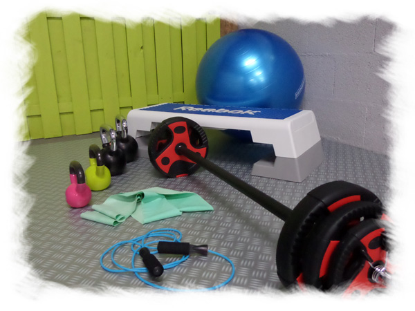Time Forme circuit training